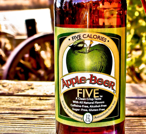 Apple Beer Five